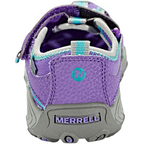 Merrell Hydro H2O Hiker - Sandales Enfant - violet